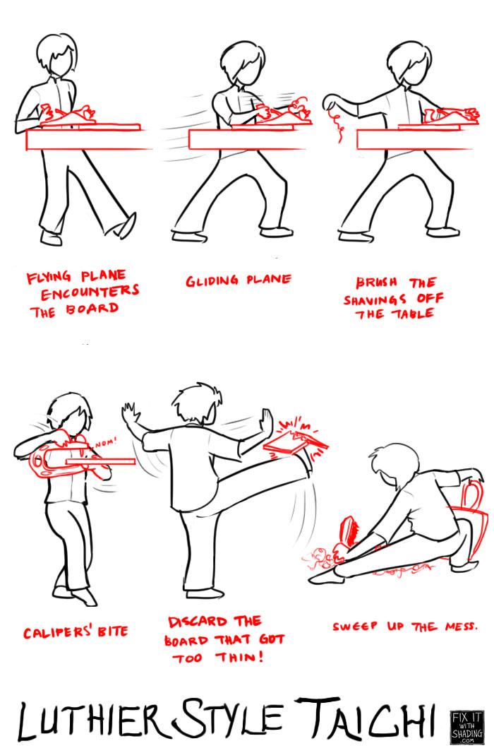 tai chi instructions step step